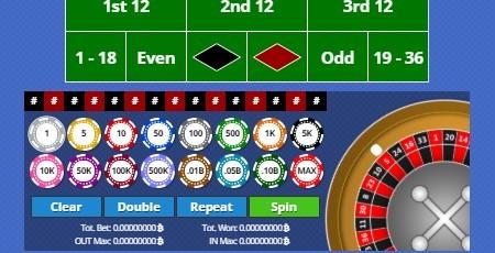 Roulette – Bitvest