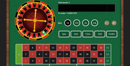 Roulette – Crypto-Games